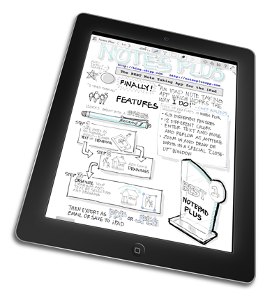 Notes Plus Note taking app. Use handwriting, draw