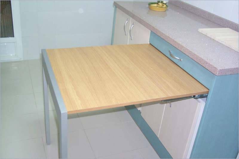 Resultado de imagen de mesa extraible cocina ikea | Cocina | Cocinas ...