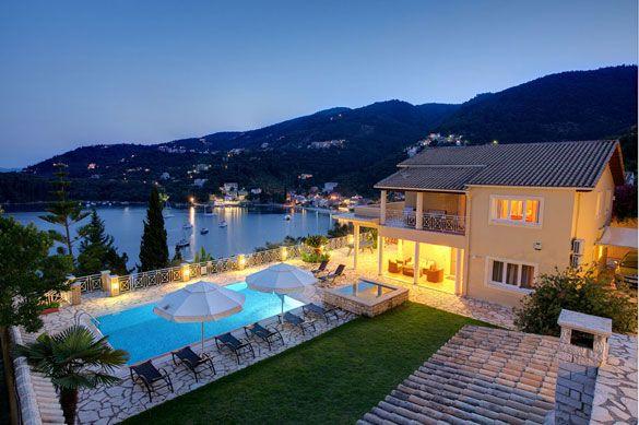 Villa Mara In Kalami, Corfu Villa Plus Villas in corfu