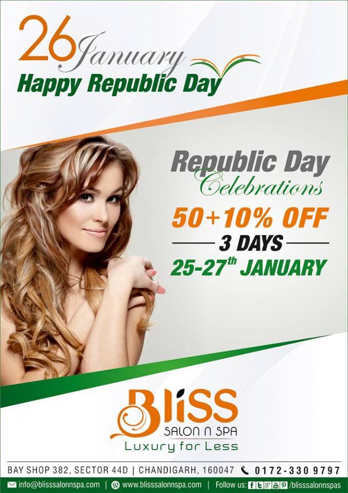 Bliss Salon And Spa Chandigarh