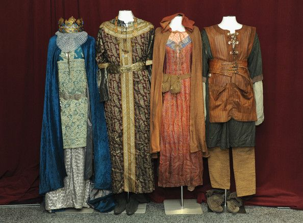World Without End miniseries. The best costume pieces, I believe, belonged to the characters of Merthin (once he hits Italy) and Phillipa.