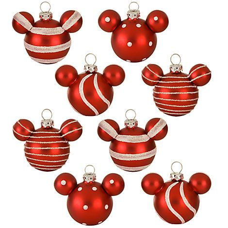 Pin By Dawn Lorusso On Holiday Disney Christmas Ornaments Mickey Mouse Ornaments Mickey Mouse Christmas Tree