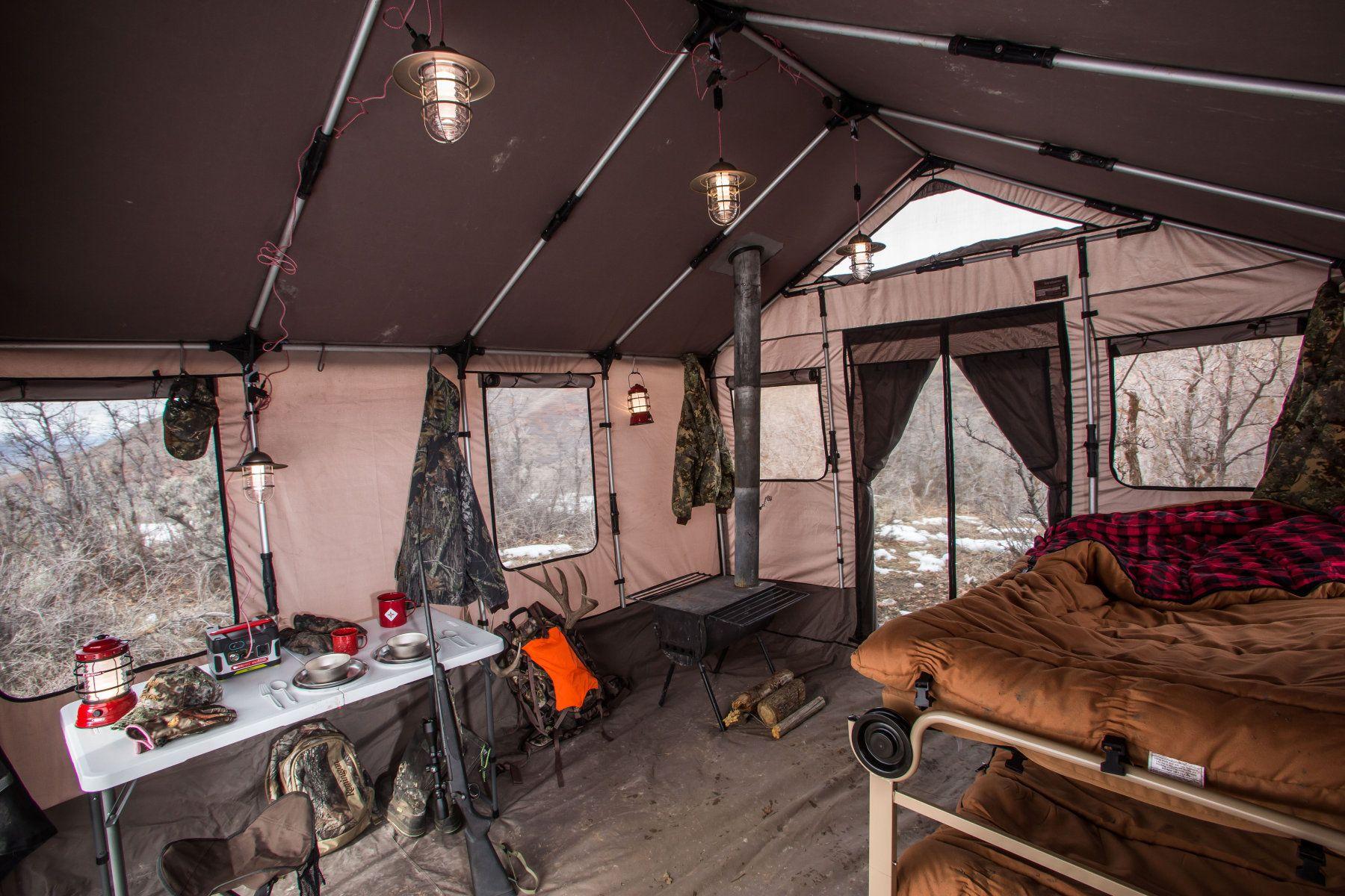 Barebones Living - Outfitter Tent & Barebones Living - Outfitter Tent | Camping | Pinterest | Tents ...