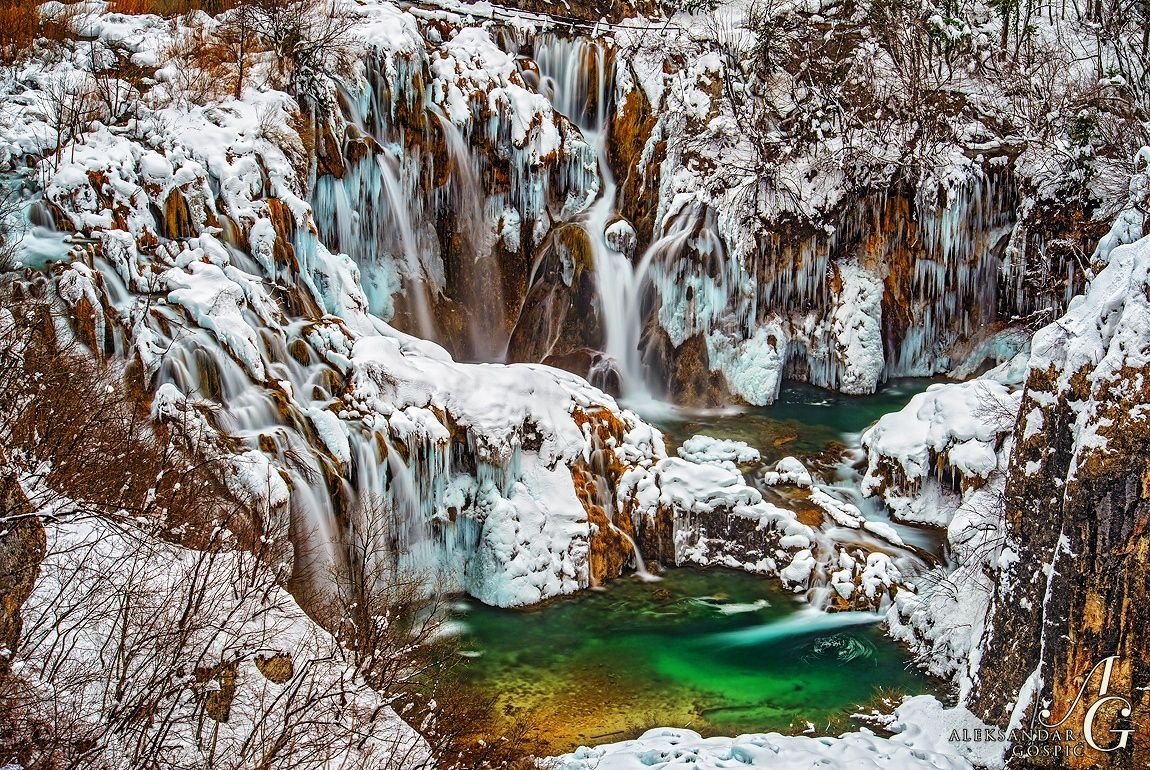 Sastavci waterfall, where the story of Plitvice Lakes ends | by Aleksandar Gospić on 500px