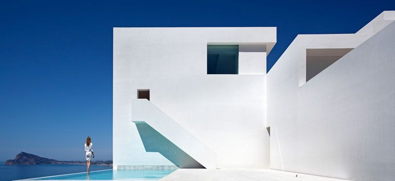 Design By Fran Silvestre Arquitectos Photo By Diego Opazo