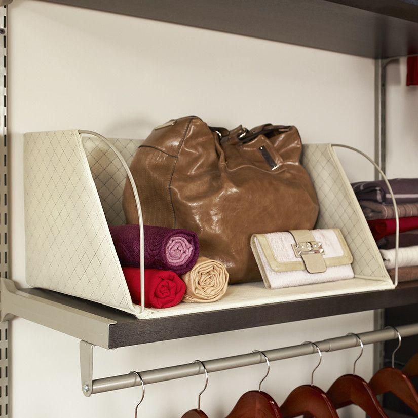 ClosetMaid Storage Shelf Organizer