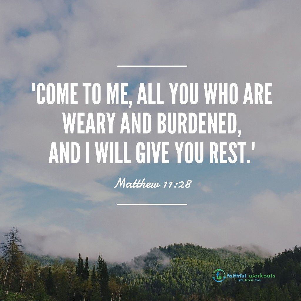 Image result for bible verses about rest