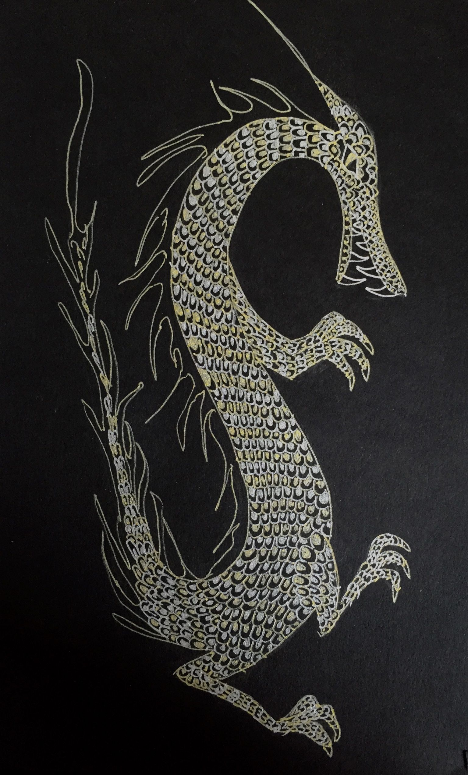 Dragon -Susan Berry