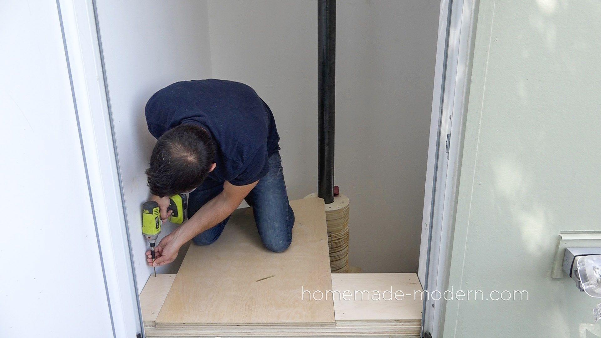 Best Homemade Modern Diy Ep99 Diy Cnc Spiral Staircase 640 x 480