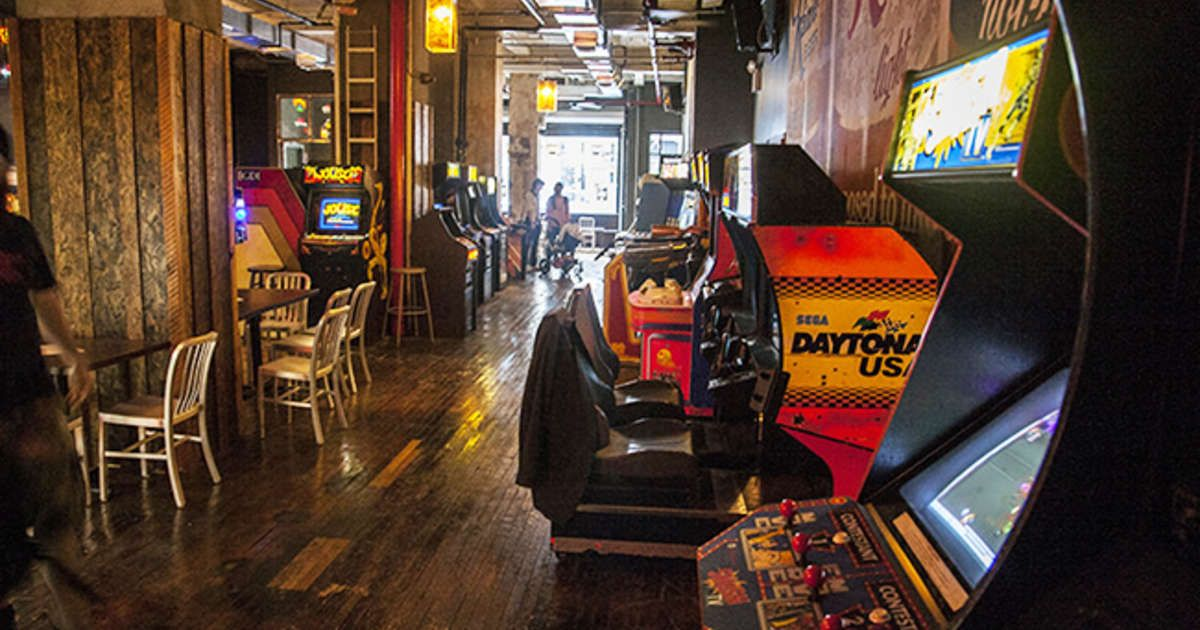 Gaming Bar Montreal