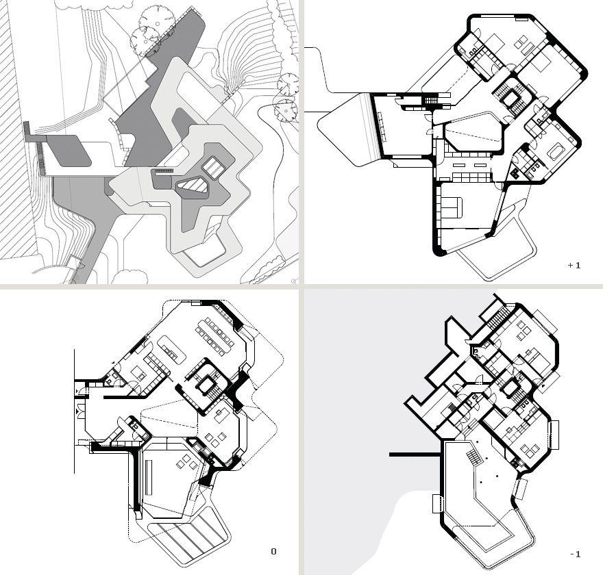 House For Future Amazing Architecture Dupli Casa