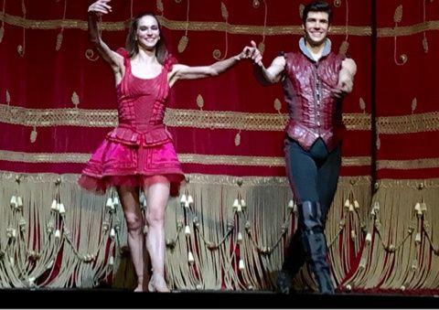 Polina Semionova and Roberto Bolle - Cinderella al Teatro Alla Scala - January 15th, 2016