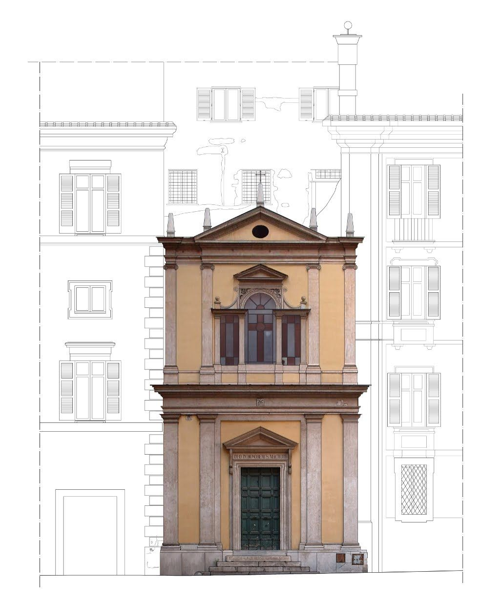 Stefano Bolli Documenting Architectural Facades With A Photogrammetry Software