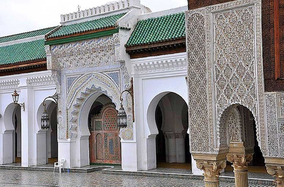 The Oldest Standing University On Earth Is In Morocco Founded In