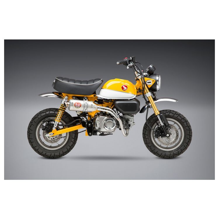 Yoshimura Rs 3 Works Race Exhaust System Honda Monkey 2019 2020 Honda Pit Bike Monkey