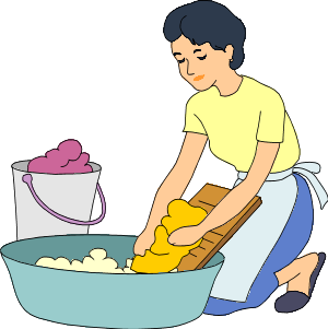 Wishy Washy Washerwoman Macaroni Soup Shoestrings Survival
