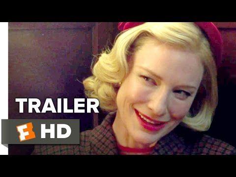 Carol Official US Trailer 1 (2015) Rooney Mara, Cate