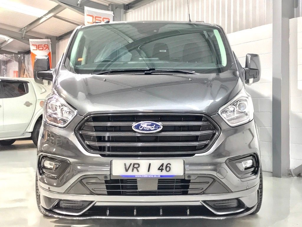2018 Ford Transit Custom Bodykit Front Bumper Add On Section