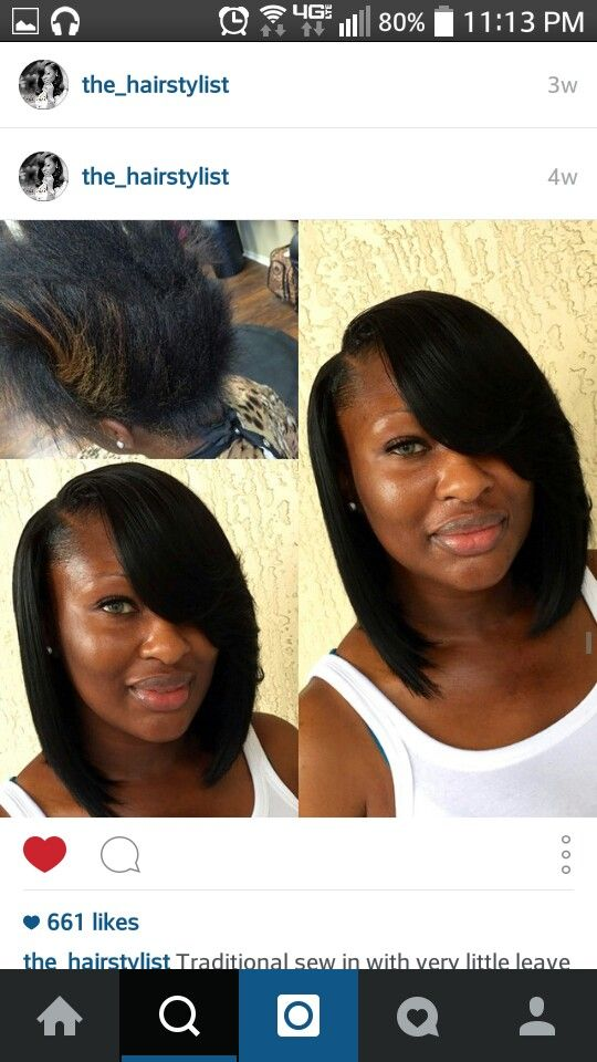 Prime Deep Side Part Bob Sew In Bob Hairstyles Natural Hairstyles Runnerswayorg