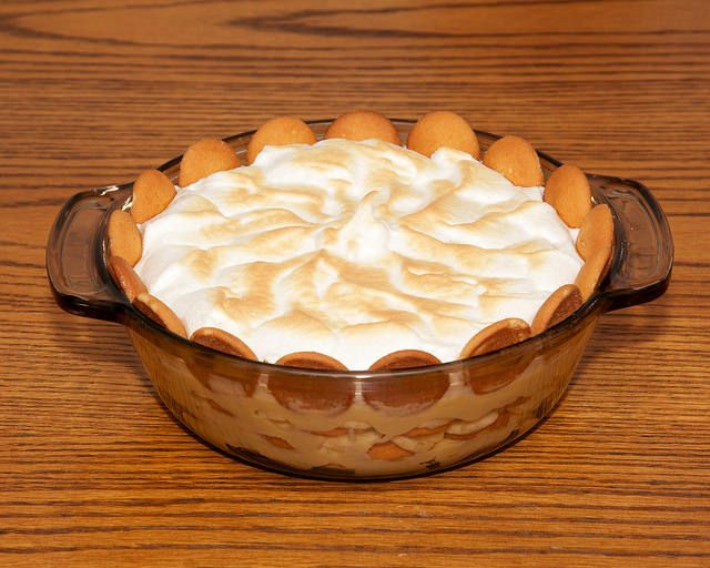 Homemade Southern banana pudding will change your life.
