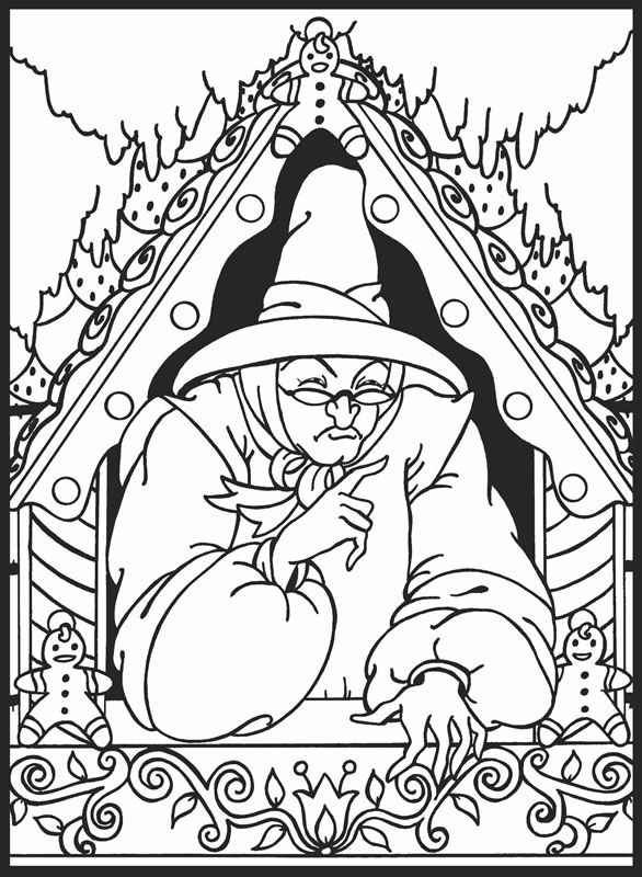Welcome to Dover Publications | LineArt: Fables (Detailed) | Pinterest