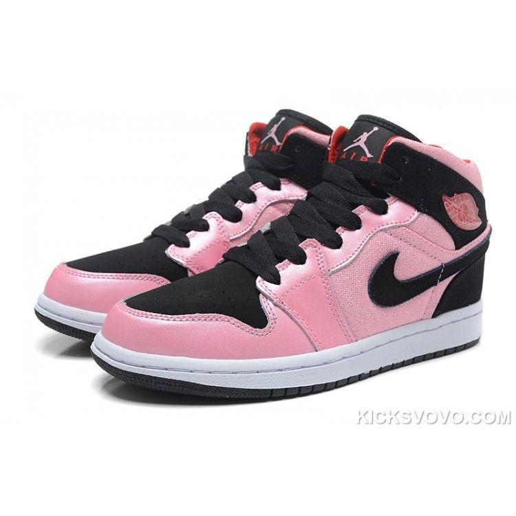air jordan 1 rosa