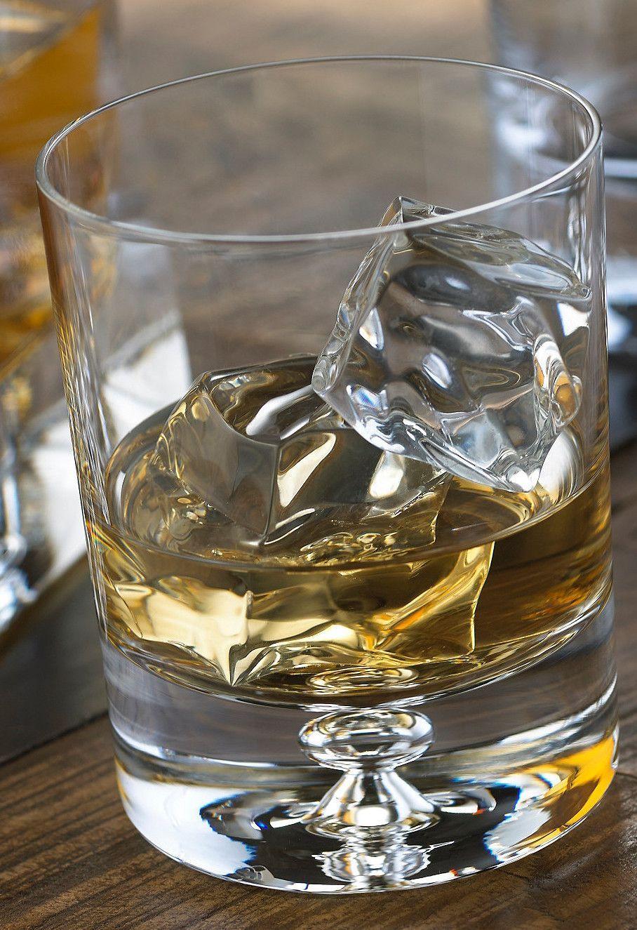 Old Fashioned 8.5 oz. Whiskey Glass Whiskey glasses set