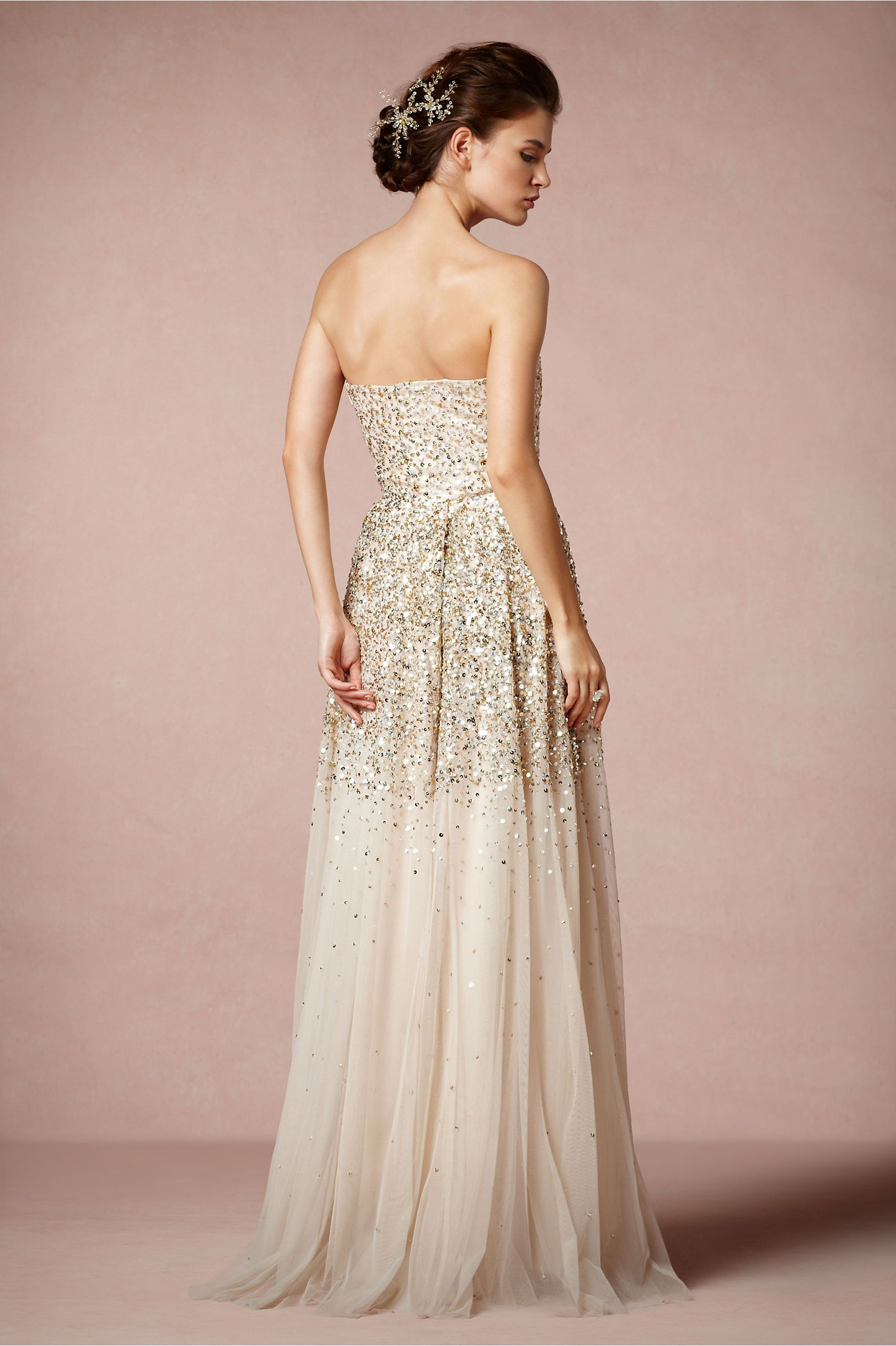 Isadora Gown from BHLDN. | a (far-off) wedding | Pinterest | Boda ...