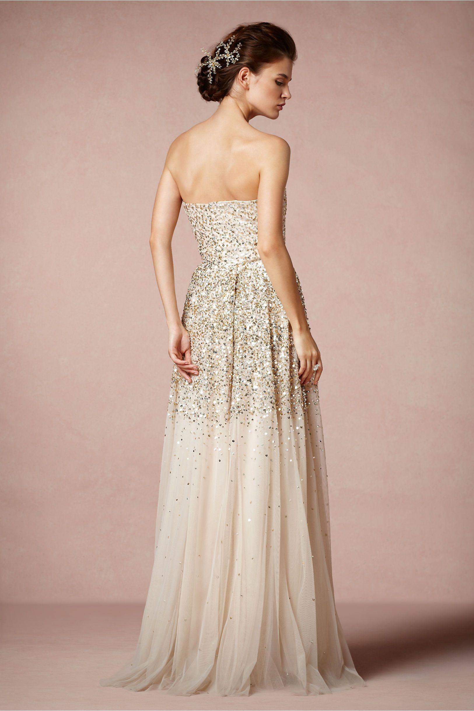 Isadora Gown in The Bride Wedding Dresses at BHLDN | de blanco ...