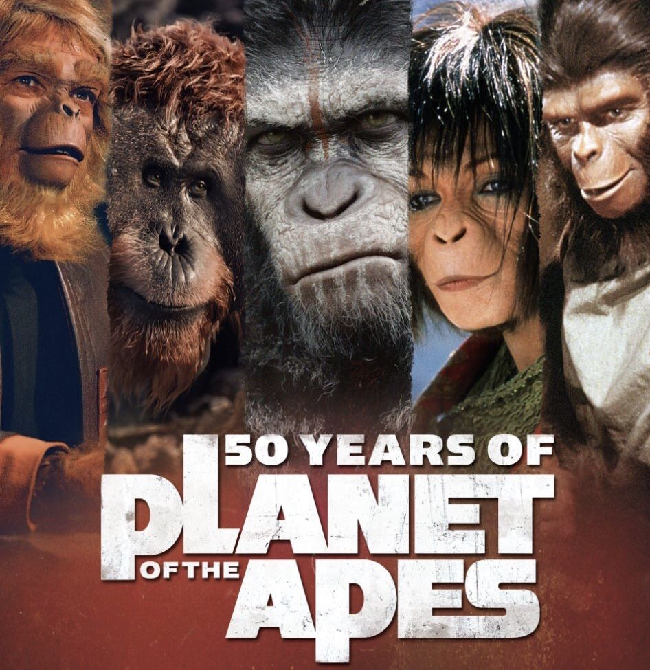 Planet of the Apes | Planet of the apes, Plant of the apes ...
