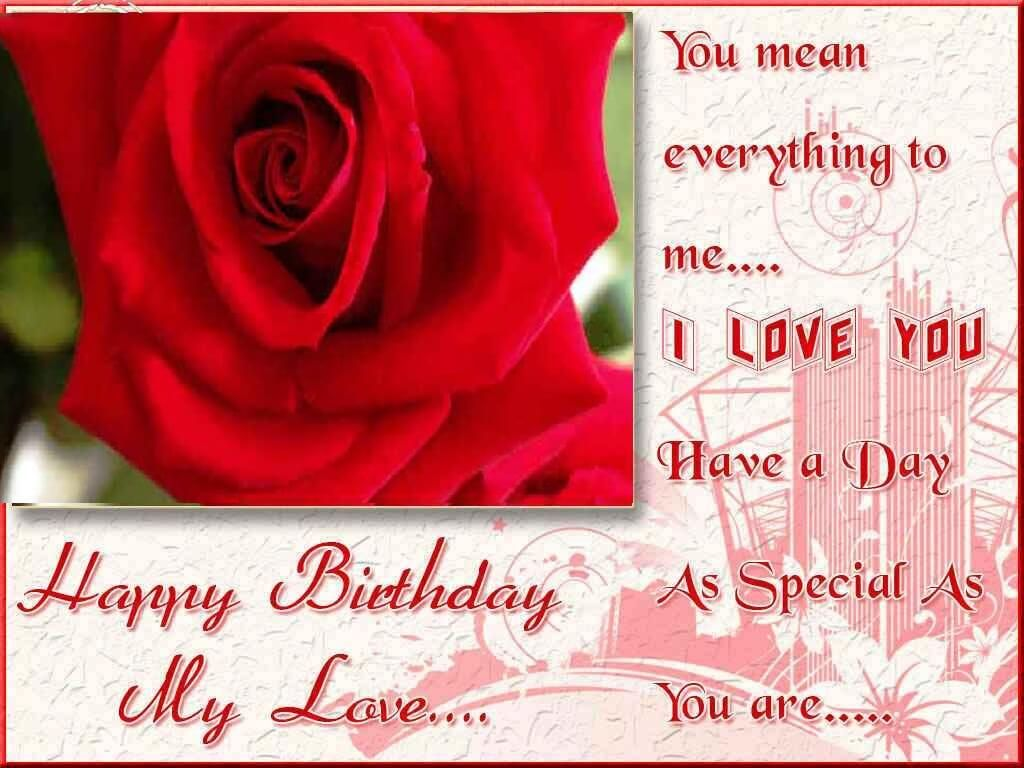 Best Happy Birthday Wishes For Boyfriend