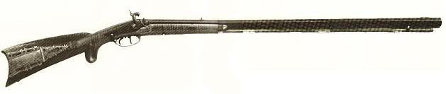 Davy Crockett's 3rd Kentucky Rifle 'Pretty Betsy'