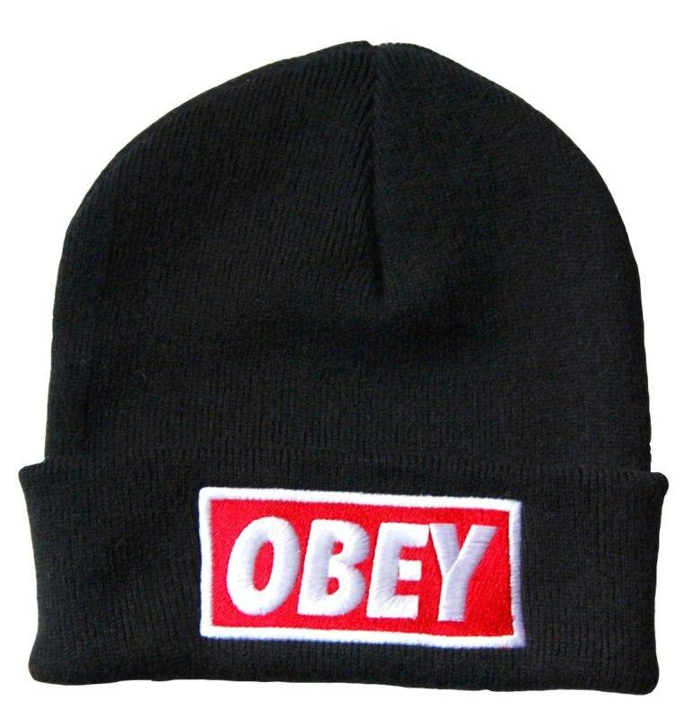 d96dcdf1542e3 Obey beanie