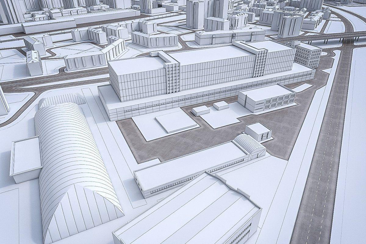 Residential and Industrial UrbanArea , AFFILIATE, model