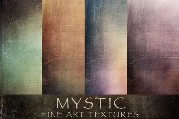 Check out Mystic Fine Art Textures by 2 Lil Owls Studio on Creative Market