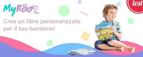 Diventa Tester Libro personalizzato MyBoo con Mamma Che Club