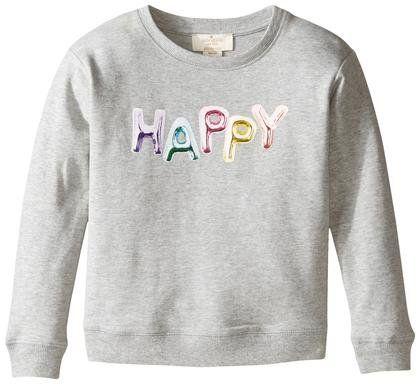 kate spade new york Happy Sweatshirt