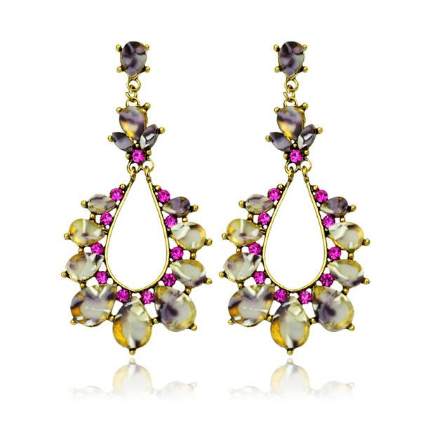 Cheap price wholesale latest earrings