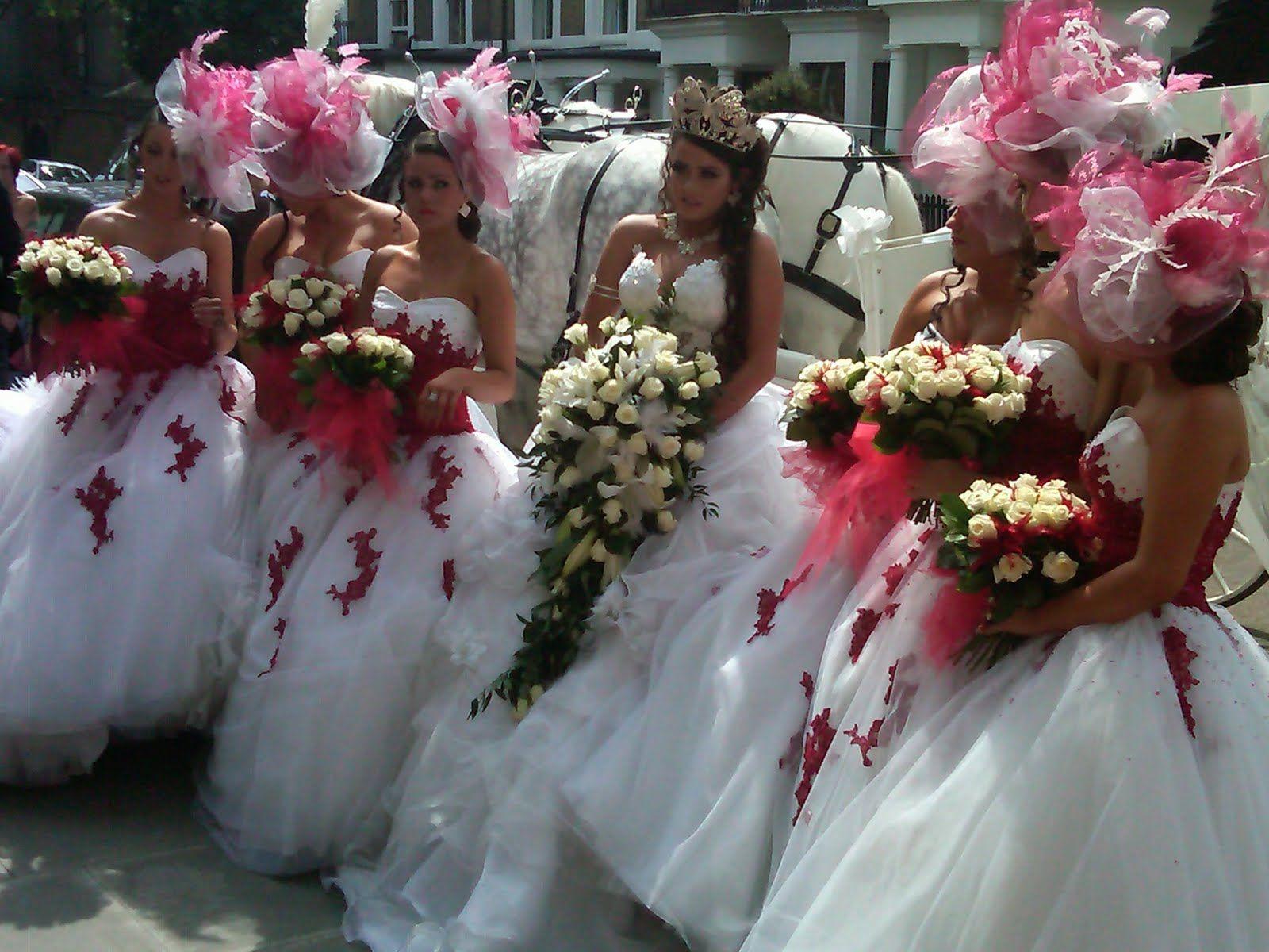 Matrimonio Gypsy Significato : My big fat gypsy wedding gypsie pinterest