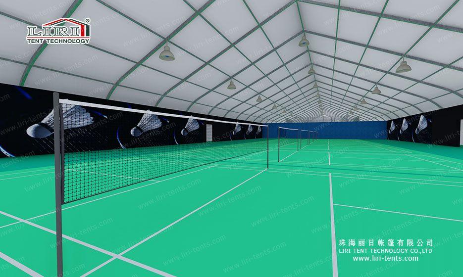 Pin by Liri Tent on Sports Tent Sports tent, Badminton