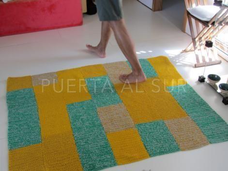 Alfombra cuadrada de varios colores Cosas para comprar Pinterest