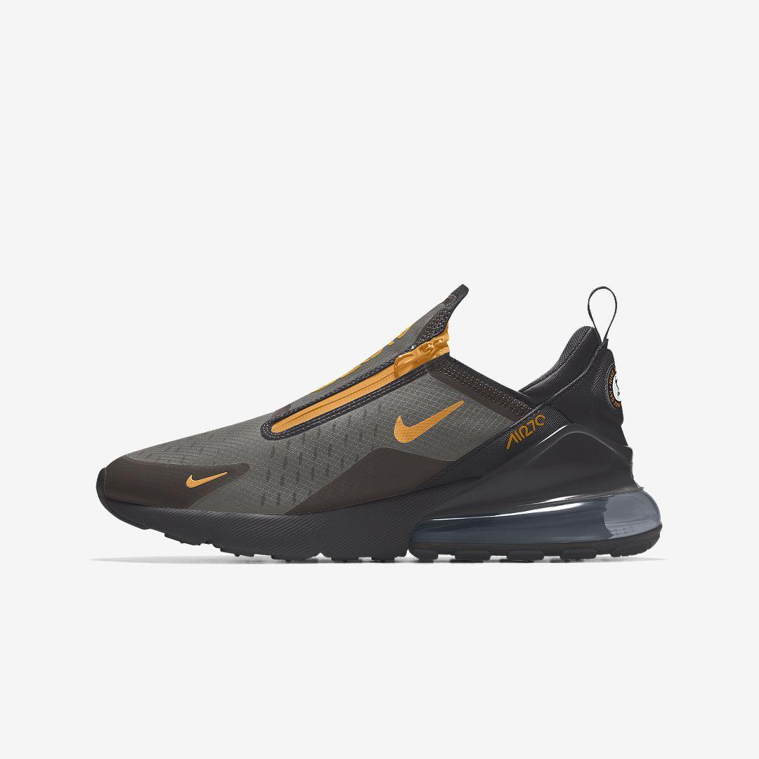 Nike Air Max 270 Premium By You Men's Shoe Size 12.5 (Multi