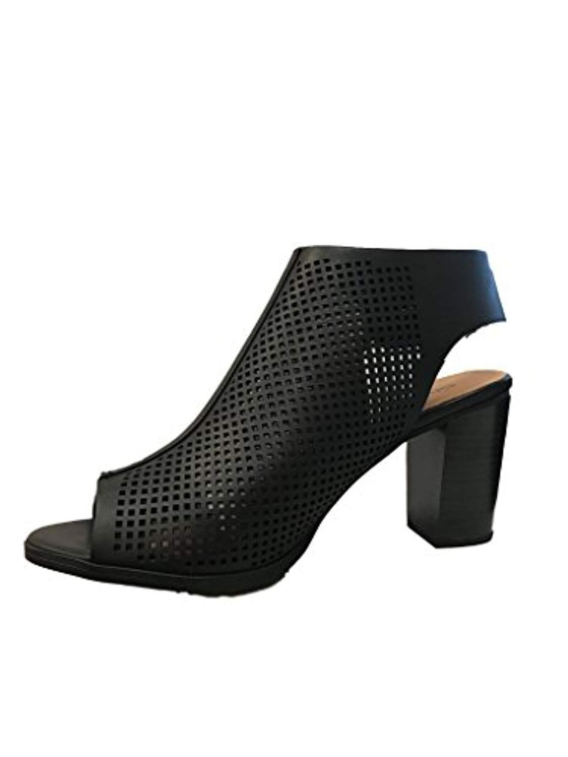 8051f9bcac1 Maddie Peep Toe Ankle Strap Sandal - Western Bootie Low Stacked Heel Open  Toe Cutout - Casual by J Adams (8.5...    Details can be found by clicking  on the ...