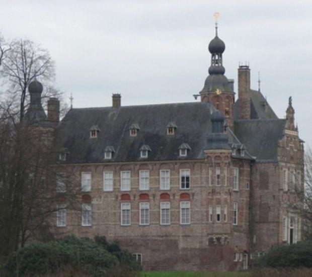Keppel castle Gelderland the Netherlands