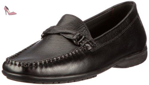 Sioux Loja, Mocassins (Loafers) FemmeRouge (Magenta), 39.5 EU