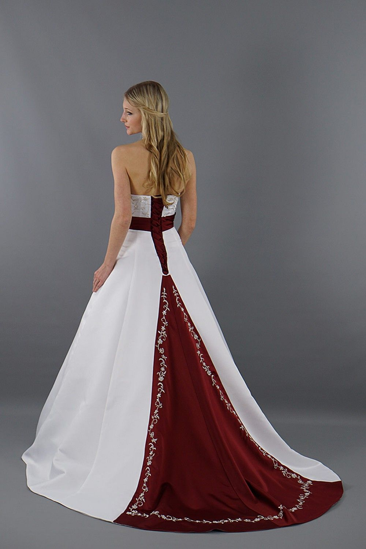 Modell Stella   Pinterest   Rote röcke, Gürtel und Brautkleid
