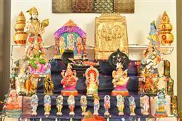 Sowmya's #Golu - http://bit.ly/1FqSVNJ