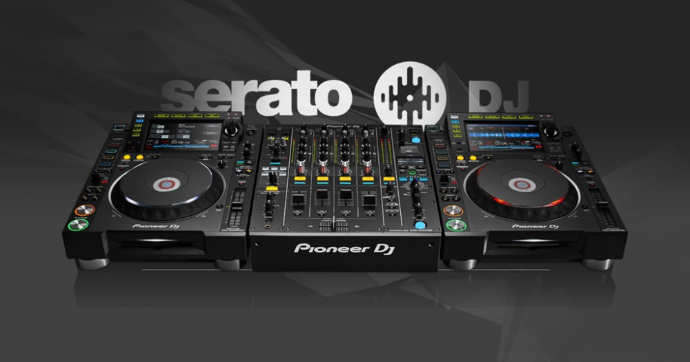 The Nxs2 Set Up Is Now Compatible With Serato Dj News Pioneer Dj News Pioneer Dj Dj Dj Gear