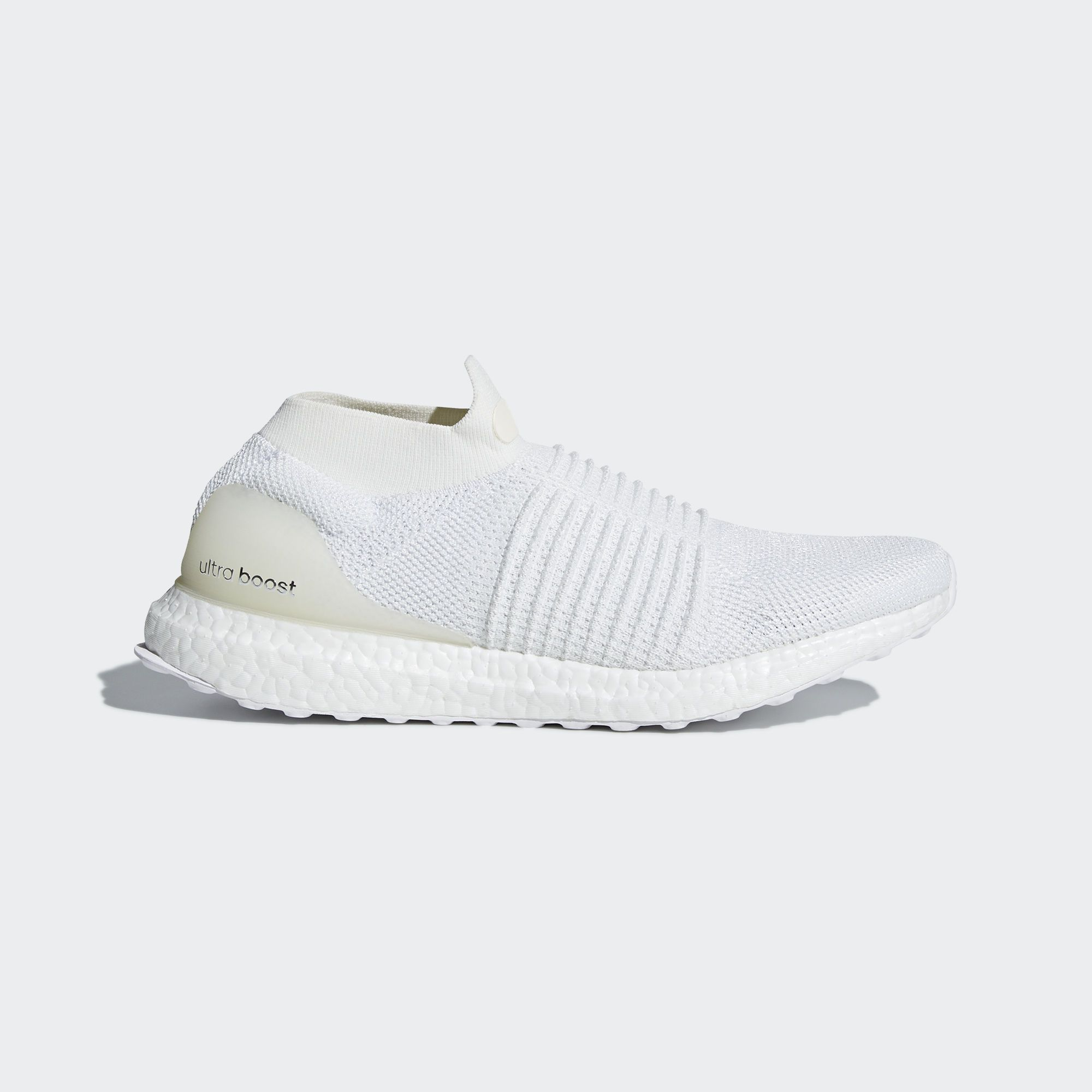Ultraboost Laceless Shoes White Mens in 2020 | All white
