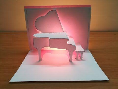Photo of Pop Up Card Designer-Paper Art-POP UP Card-Origami Architecture-3D Art-3D Card-Greeting Card-Kirigami-DIY 3D Card-90度卡片